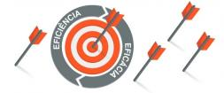 Eficiência é fazer coisas certas, eficácia é fazer as coisas certas. Peter Drucker
