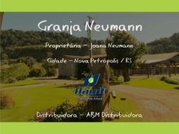 Homeopatia Hágil - Granja Neumann - Nova Petrópolis / RS